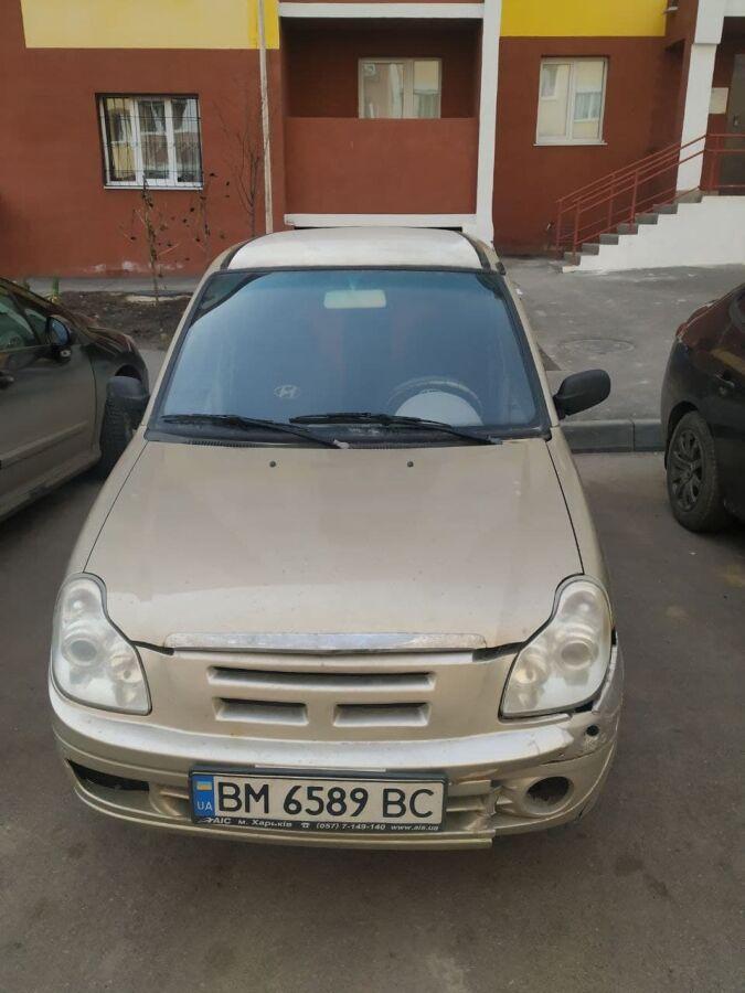Продам авто BYD Flyer 2006 год,