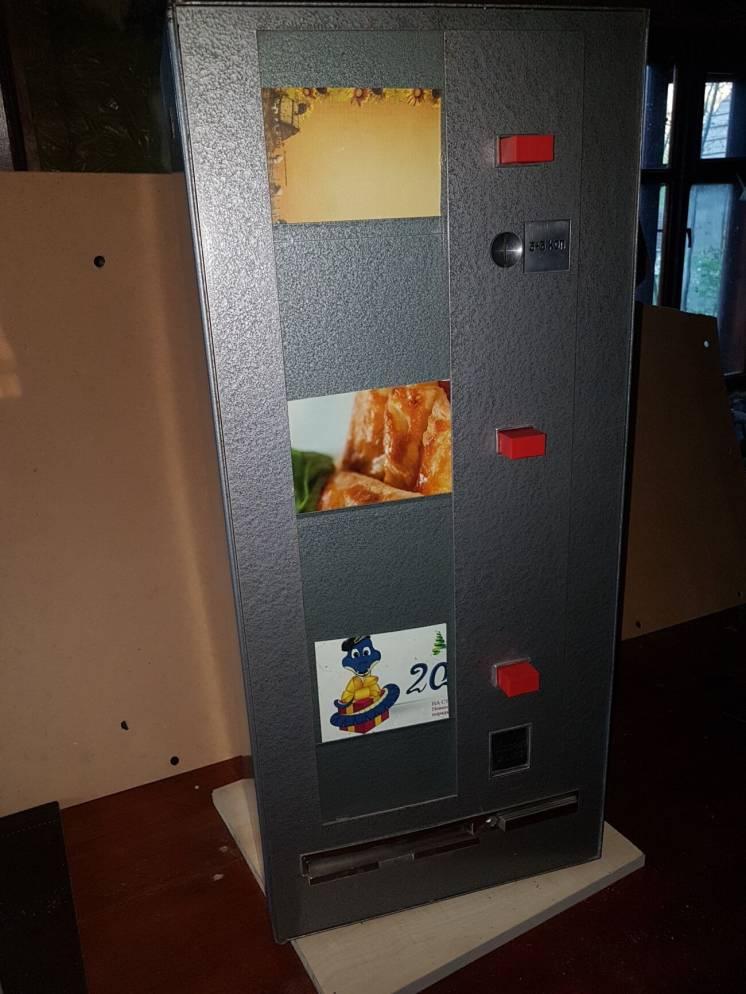 Продам новый почтовый автомат, ретро. Из консервации, совершенно новый