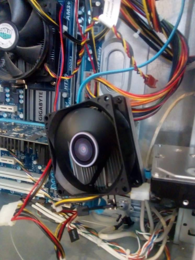 Продам кулер для процессора Deepcool CK-AM209