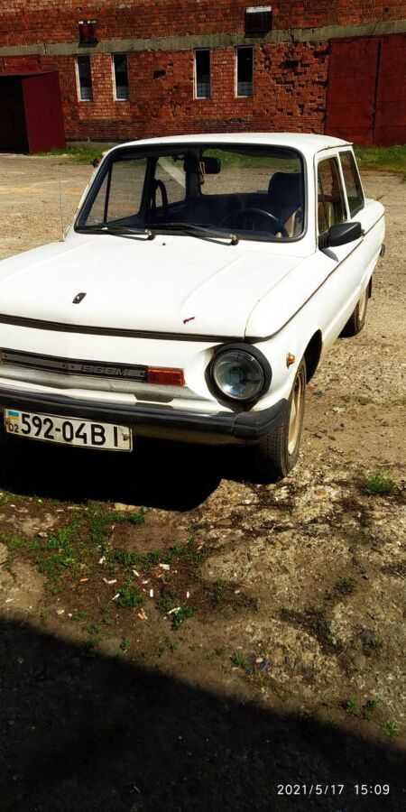 Продам  ЗАЗ 968М 1993р