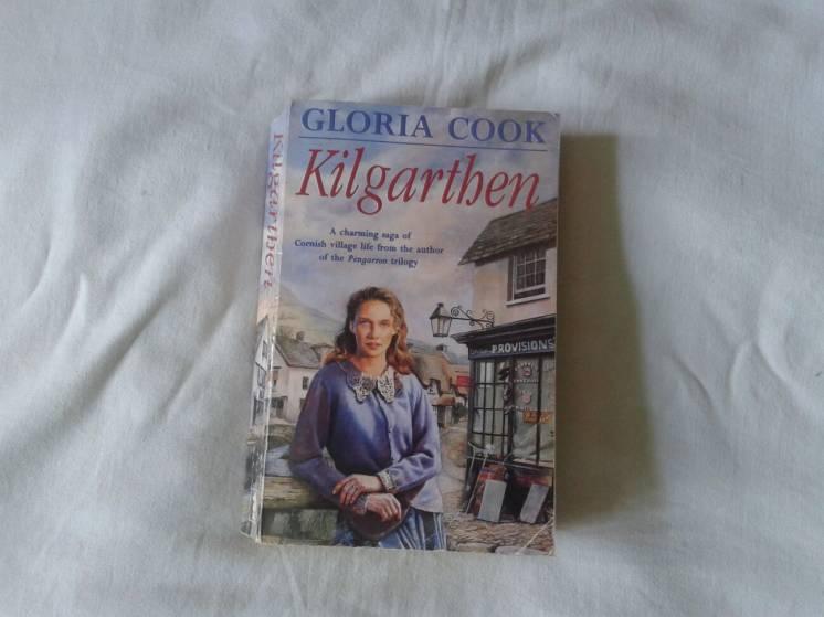 Книга на английском Kilgarthen by Gloria Cook