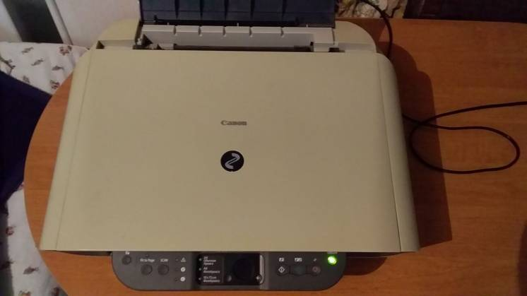мфу (принтер, сканер, ксерокс) Canon PIXMA MP150