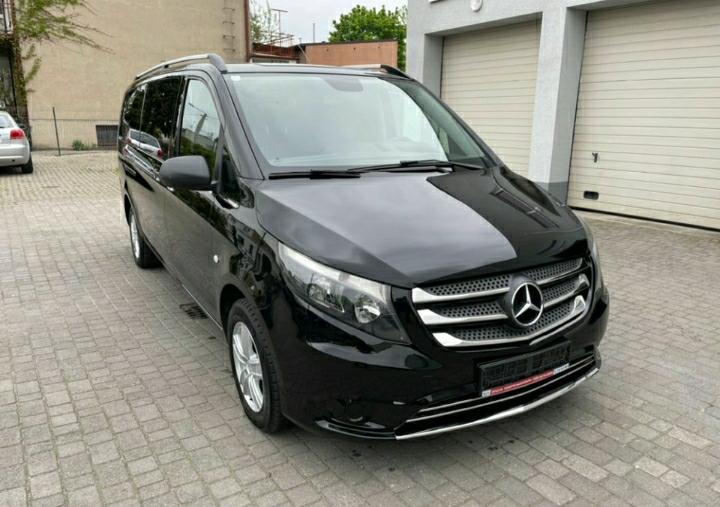 Mercedes-Benz Vito Авто под заказ  Из Европы в кредит
