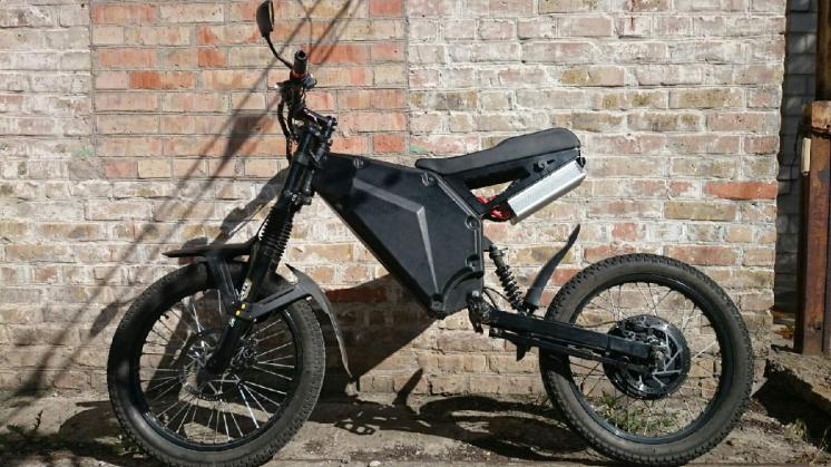 Электровелосипед электробайк электромотоцикл