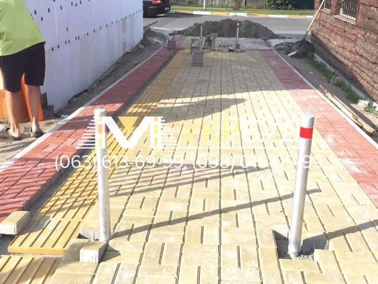 тротуарная плитка, брусчатка, фэм