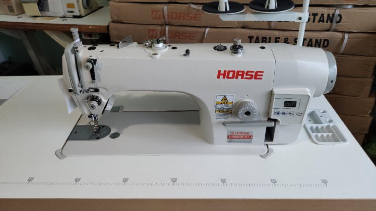 Новая швейная машина Horse HR9200-D1 с встроенным сервомотором