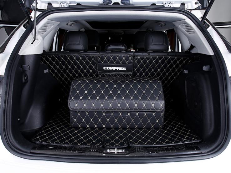 Органайзер складной для багажника авто