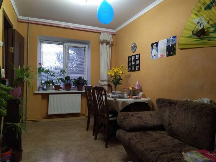 Продам  3х комнатную квартиру с автономным отоплением на ХБК
