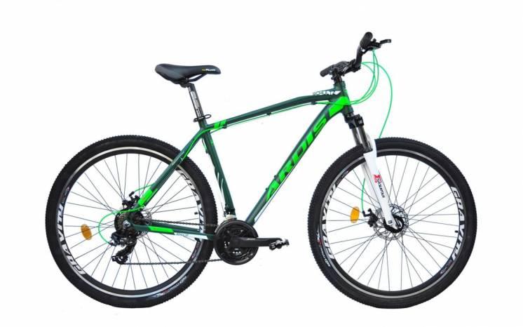 Велосипед горный Ardis Schultz 29 MTB найнер, комплектация Shimano