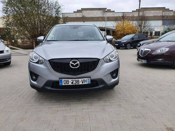 Mazda CX-5, 2.2