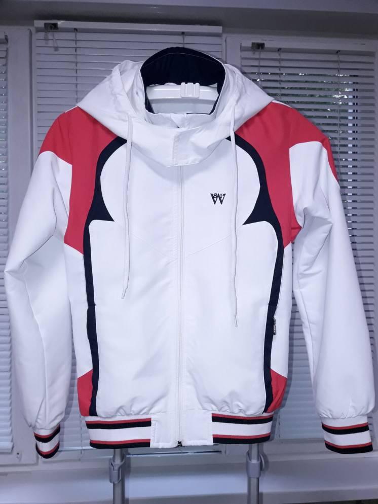 спортивная куртка для девочки, р.152см