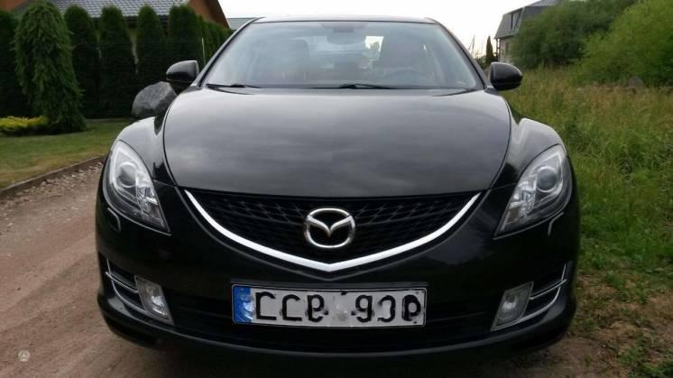 Mazda 6, 1.8 l., Седан