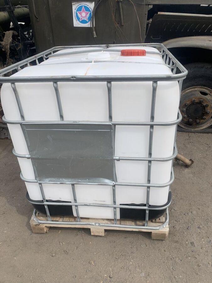 Продам ёмкость для воды Еврокуб 1000л