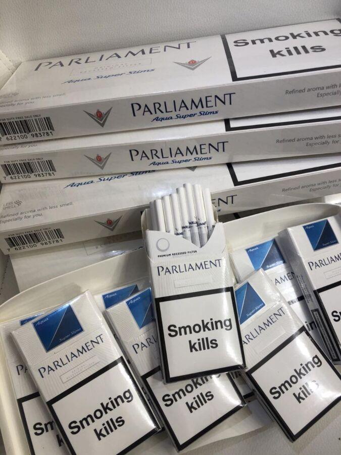 Сигарети від одного блоку (без предоплати)