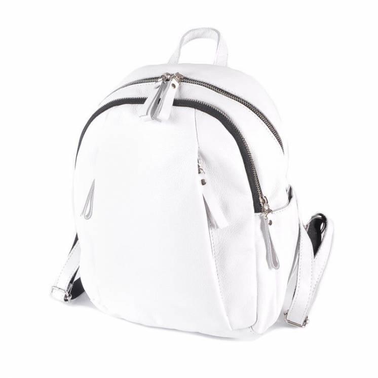 Жіночий шкіряний рюкзак М306