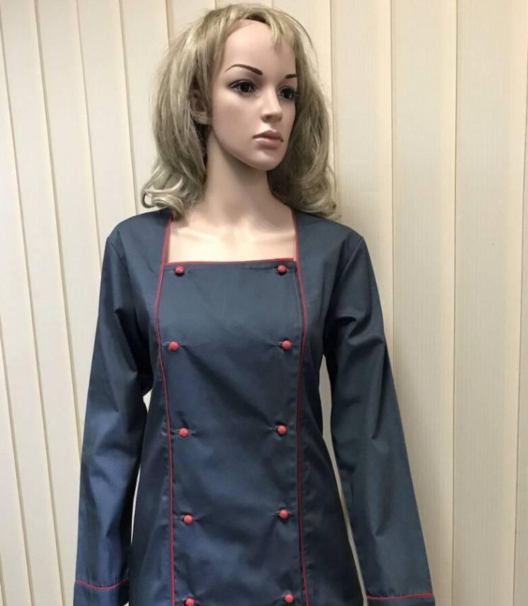 Куртка повара женская