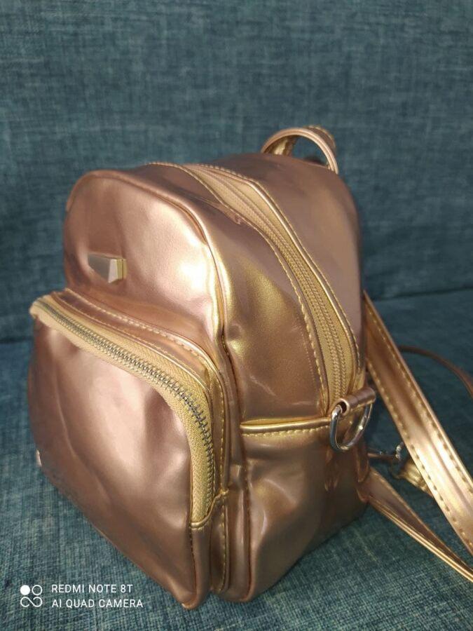Стильний міні рюкзак