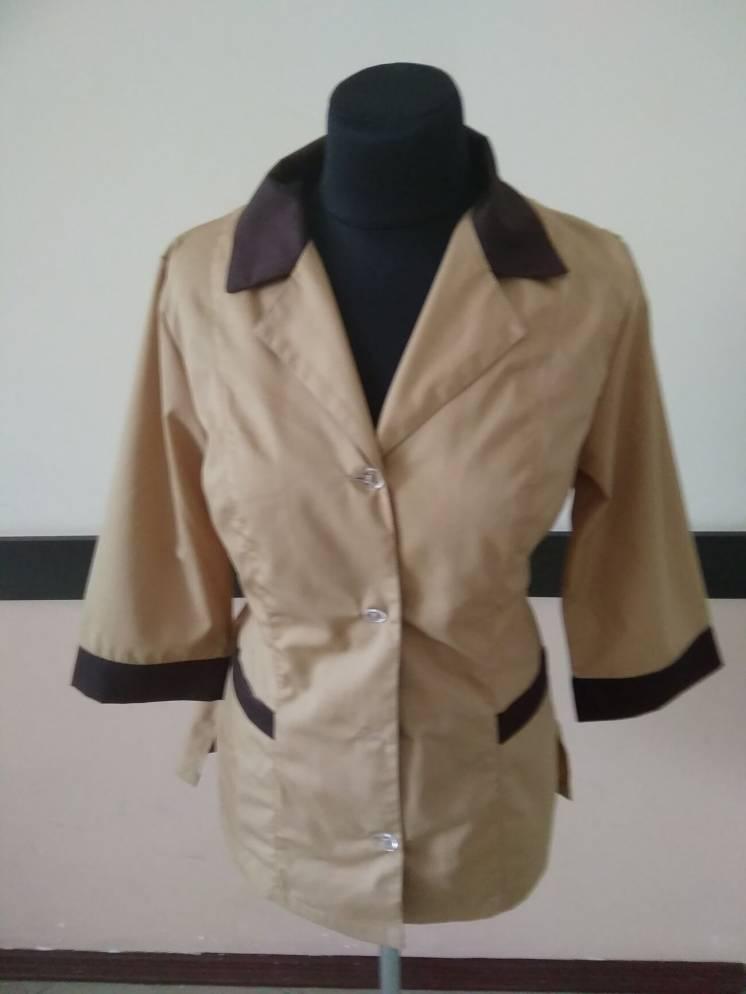 Куртка рабочая женская