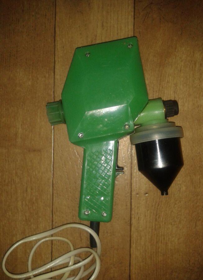 Краскораспылитель электрический