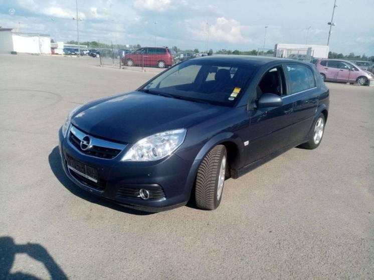 Opel Signum, 1.8 l., Хэтчбек