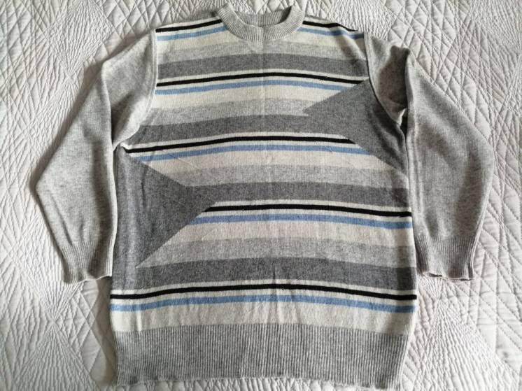 Мужской пуловер/свитер размер 50