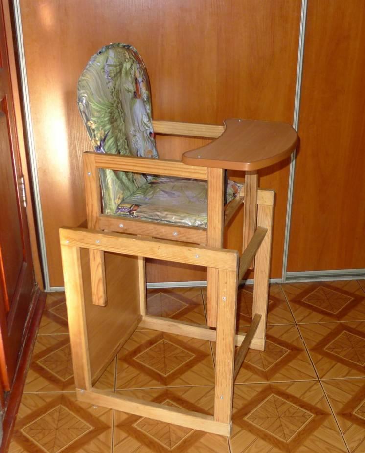 стульчик-трансформер столик для кормления б/у Троещина