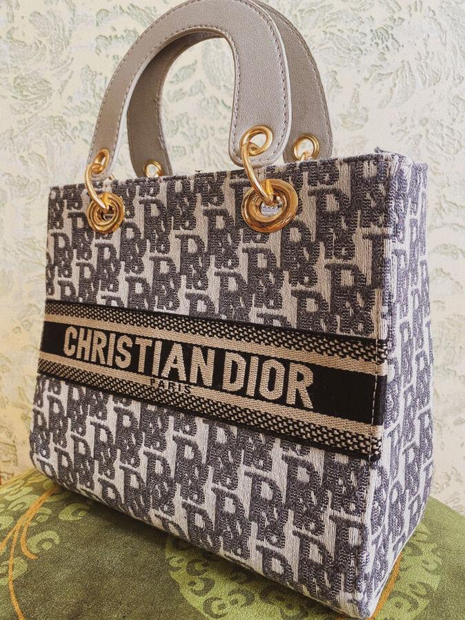 CHRISTIAN DIOR (bag)
