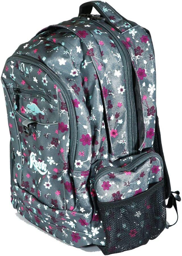 Roots рюкзак брэндовый вместительный стильный канадское качество