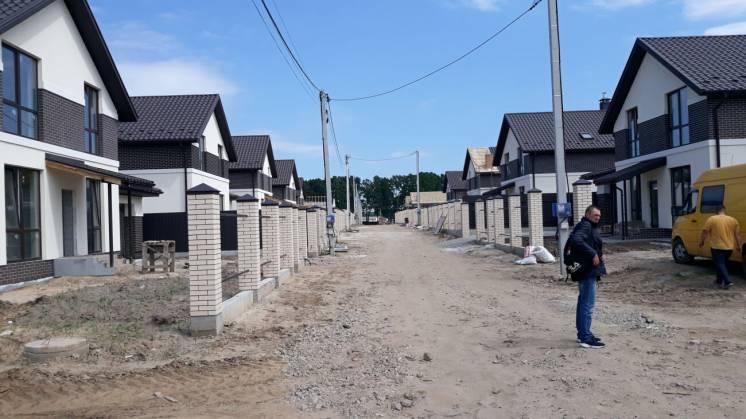 без комиссии Гатеое новый дом новый коттеджный городок