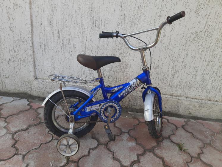 Велосипед детский 12