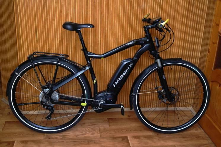 Електро.велосипед электро.велосипед Haibike xDuro Trekking RX 28-29