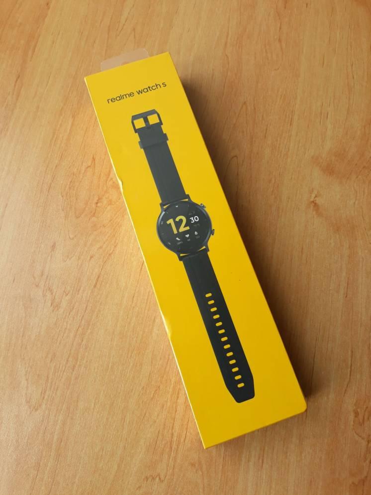Realme Watch S + защитное стекло