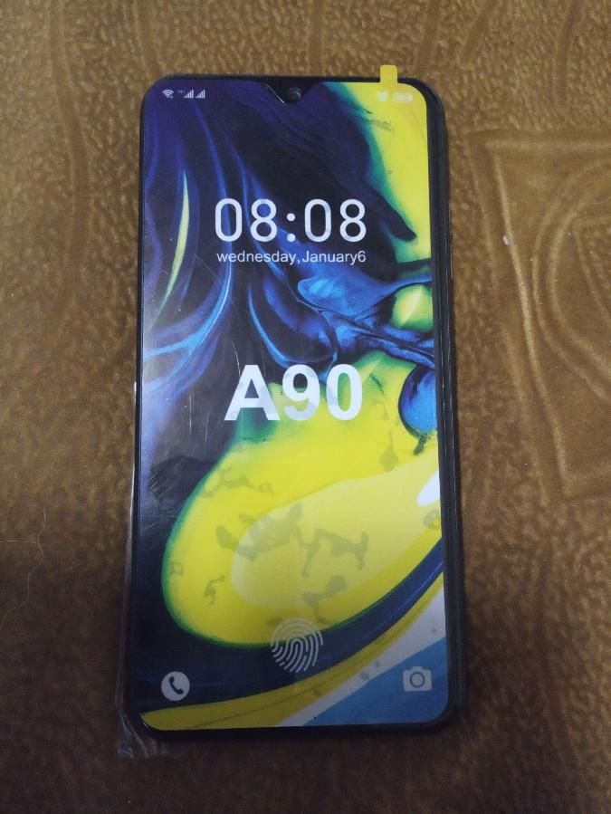 Смартфон SAMSUNG GELEXI A90 (бюджетный вариант)