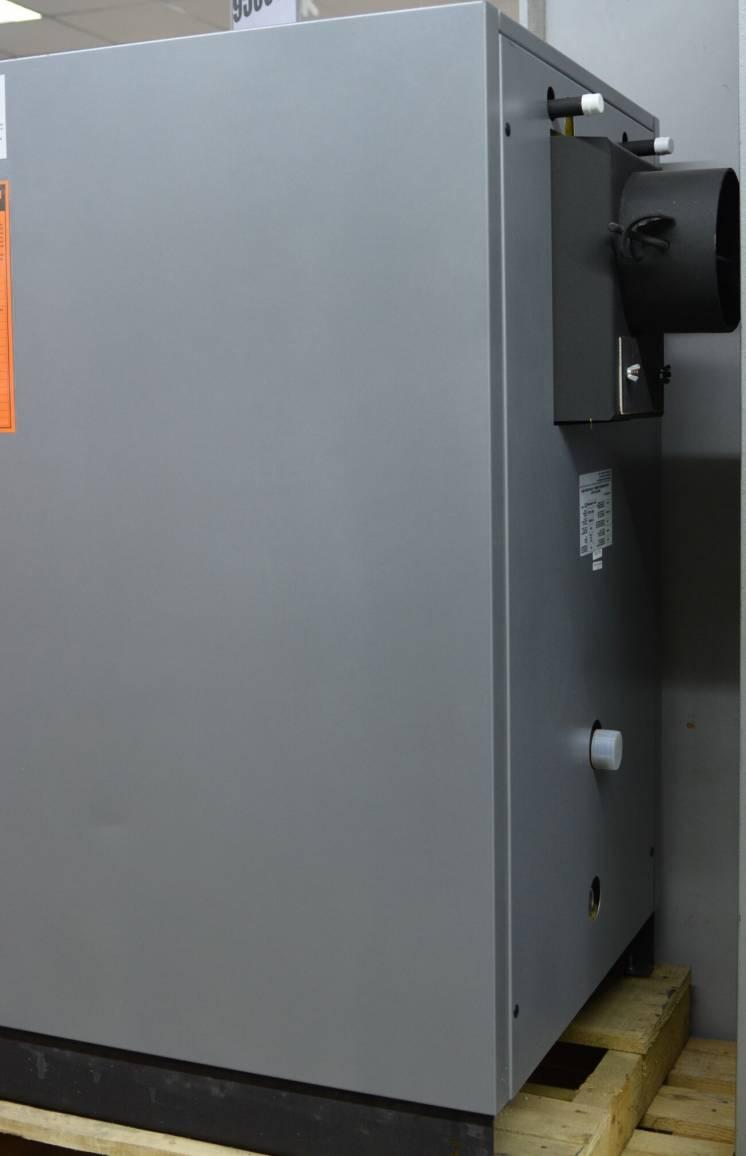 Котел твердотопливный Viessmann WBS Lingva 50 110кВт