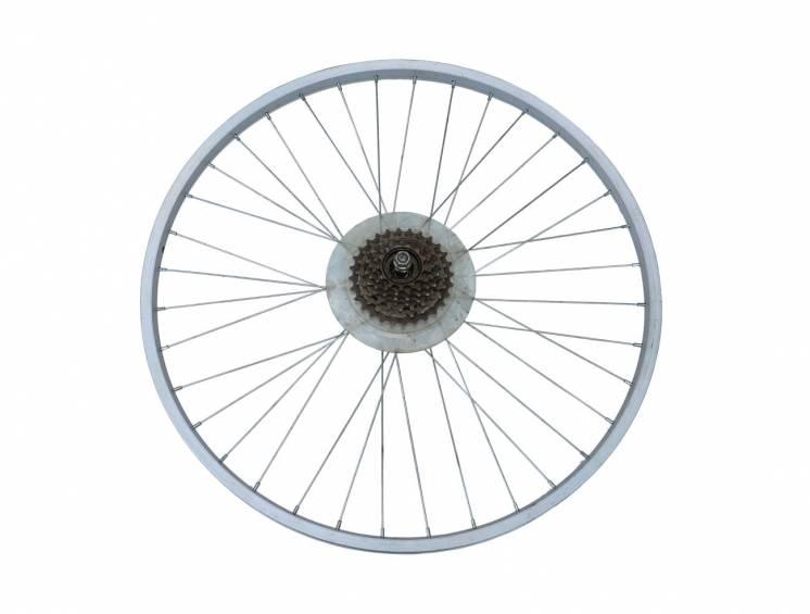 Заднее колесо-обод для велосипеда 26