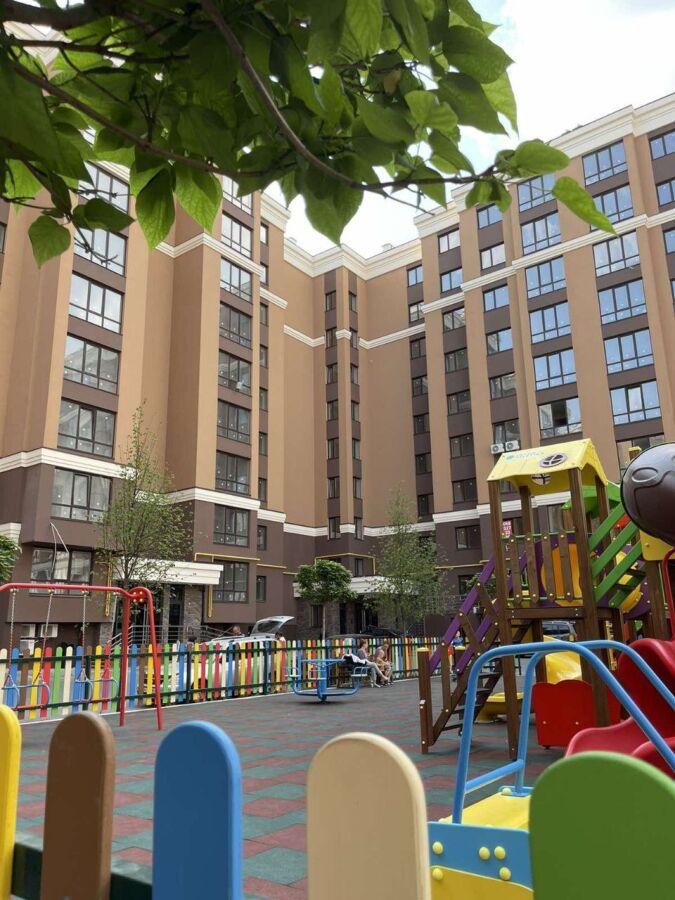 Однокімнатна квартира по 24000 грн за кв.м 44,6 кв.м