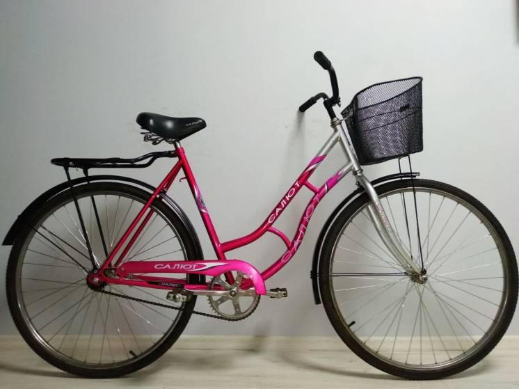 Велосипед Салют 28