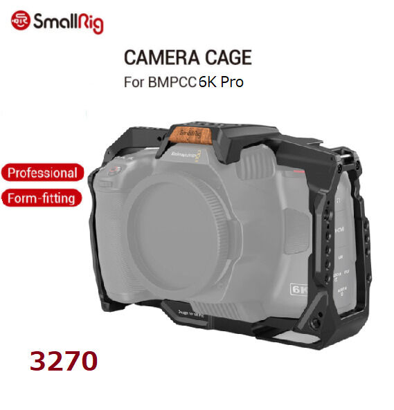 Клетка SmallRig Full Cage for BMPCC 6K Pro (3270)
