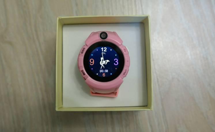 Детские умные смарт часы Q360 Vm50 Сенсорный экран Smart Baby Watch