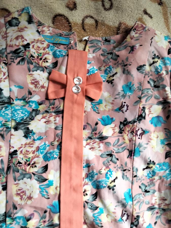 Нарядная блузка,для девочки
