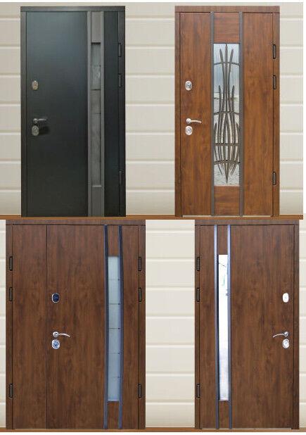 Вхідні двері у будинок