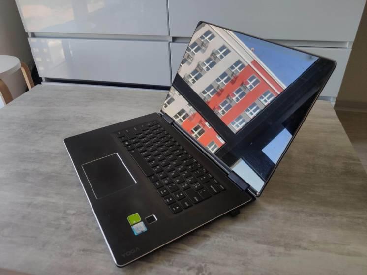 Срочно продаю ноутбук Lenovo Yoga 710-15IKB Laptop (ideapad)