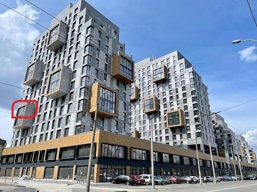 Продажа квартиры в ЖК