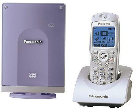 Цифровой беспроводной радиотелефон с автоответчиком Panasonic KX- TCD