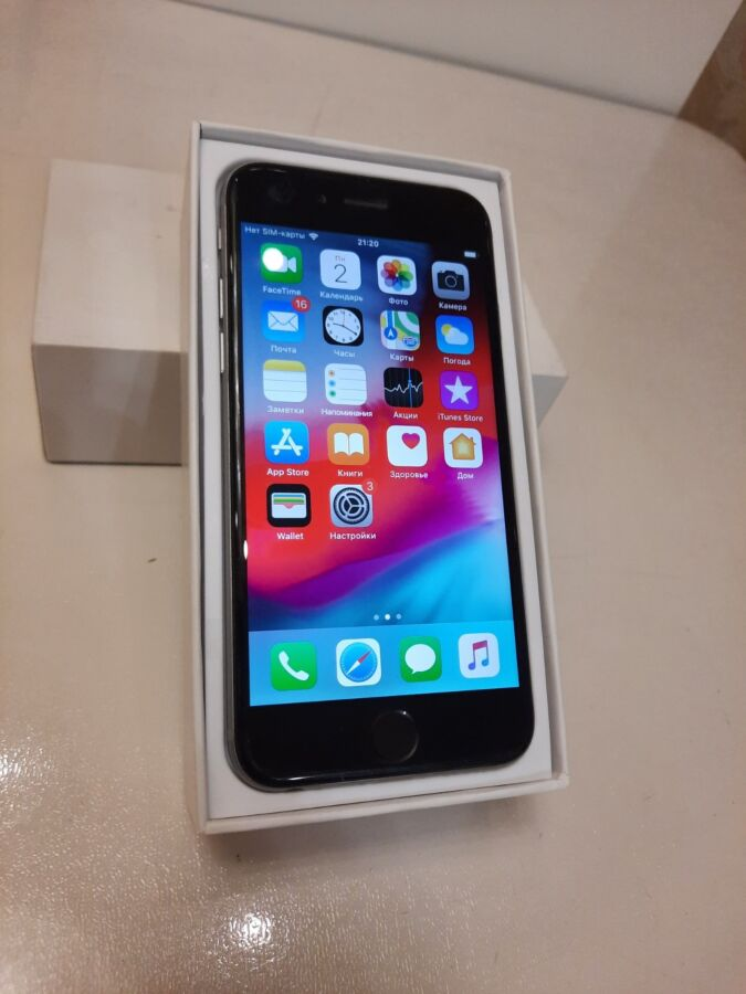 Продам IPhone, 6, б/у в отличном состоянии