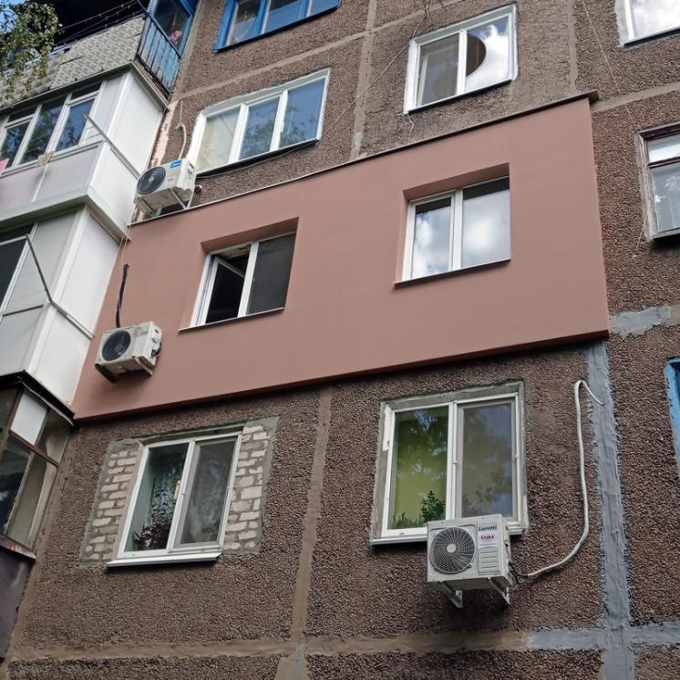 Утепление фасадов высотние работы ремонт квартир