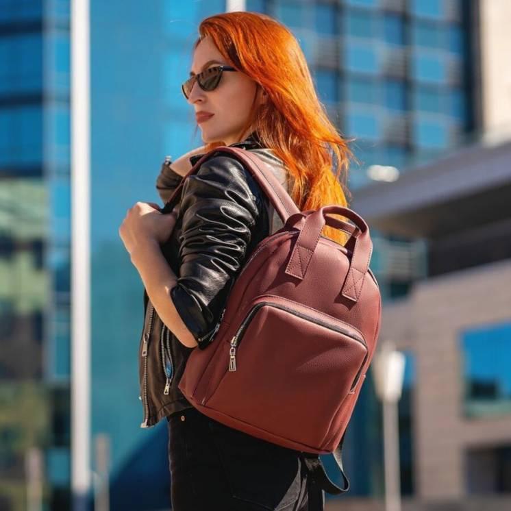 Женский мини-рюкзак сумка недорого