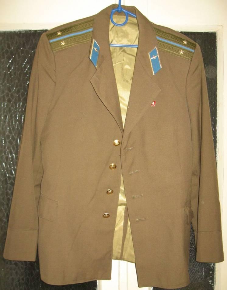 Китель лейтенанта ВВС СССР