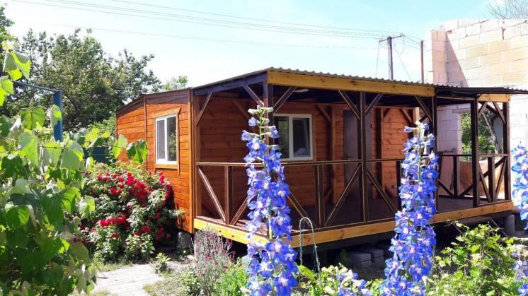Каркасные деревянные и дачные домики от производителя