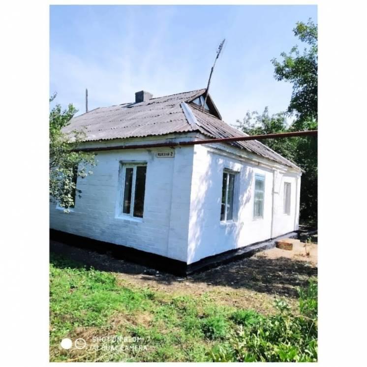 Продаётся дом в селе Зелёная Долина